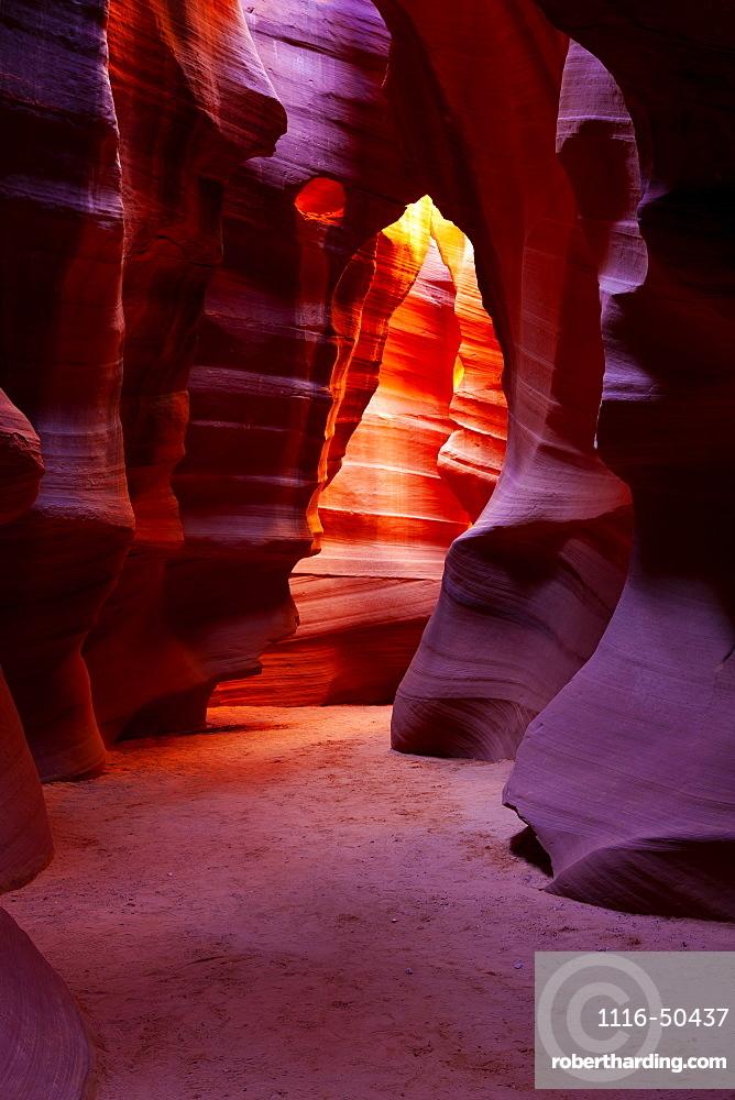 Upper Antelope Canyon; Arizona, United States of America