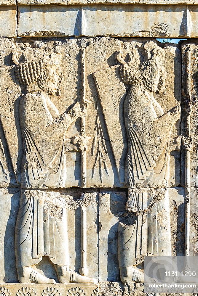 The Tachara, Persepolis, UNESCO World Heritage Site, Fars Province, Islamic Republic of Iran, Middle East