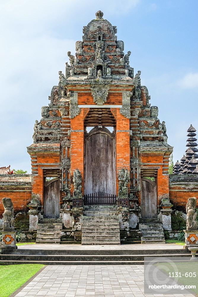 Pura Taman Ayun Temple, Mengwi, Bali, Indonesia, Southeast Asia, Asia
