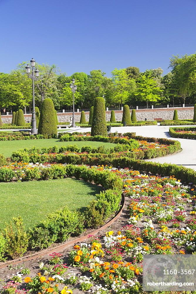 Parque del Buen Retiro, Madrid, Spain, Europe