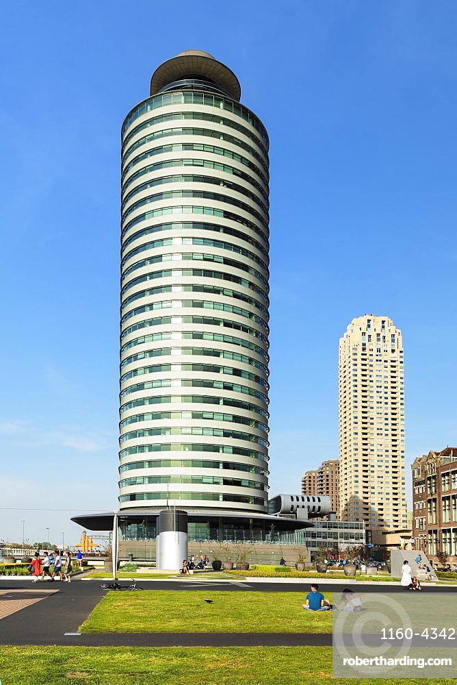 World Port Center, Rotterdam, South Holland, Netherlands, Europe