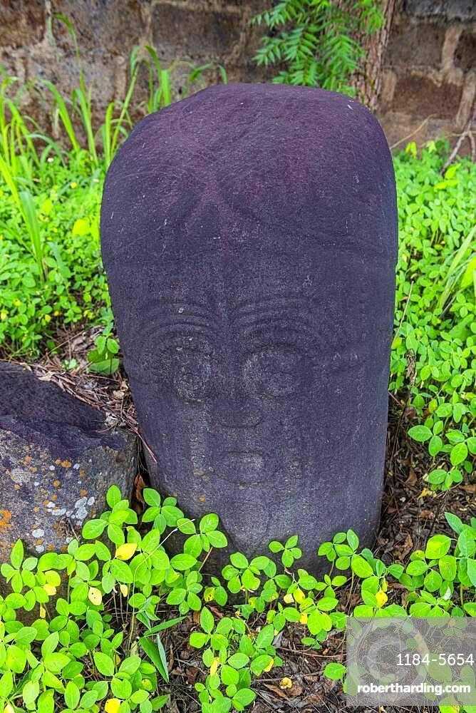 Alok Ikom Stone Monoliths, Alok, Nigeria