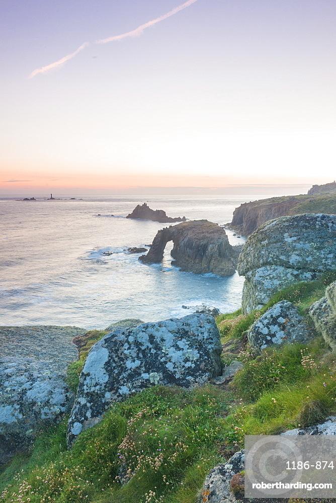 Lands End, Cornwall, England, United Kingdom, Europe