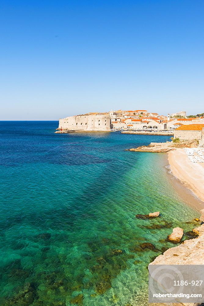 Dubrovnik Old town, UNESCO World Heritage Site, Dubrovnik, Croatia, Europe