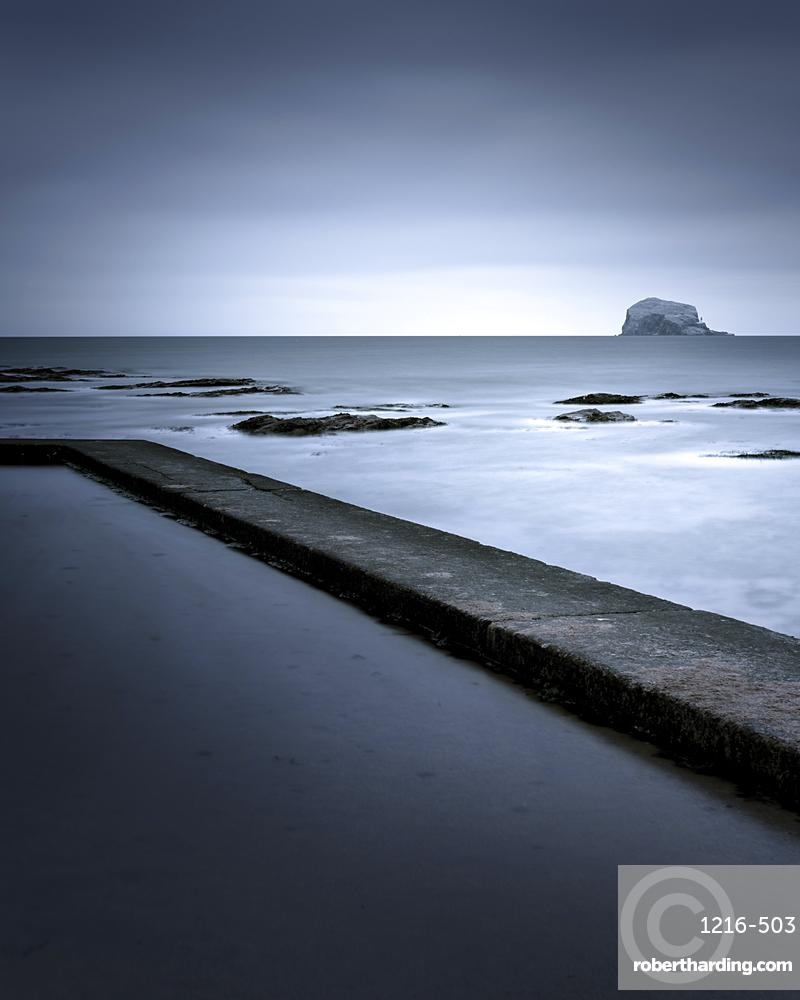Bass Rock, Firth of Forth, Scotland, United Kingdom, Europe