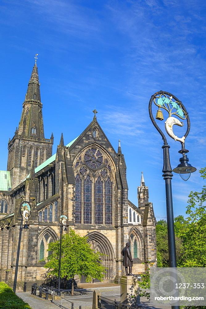 Glasgow Cathedral, Glasgow, Scotland, United Kingdom, Europe
