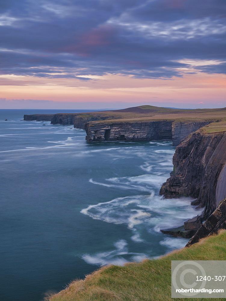 Loop Head, County Clare, Munster, Republic of Ireland, Europe