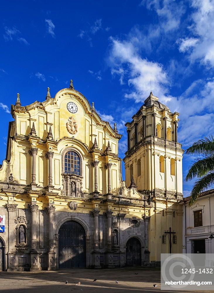 San Francisco Church, Popayan, Cauca Department, Colombia, South America