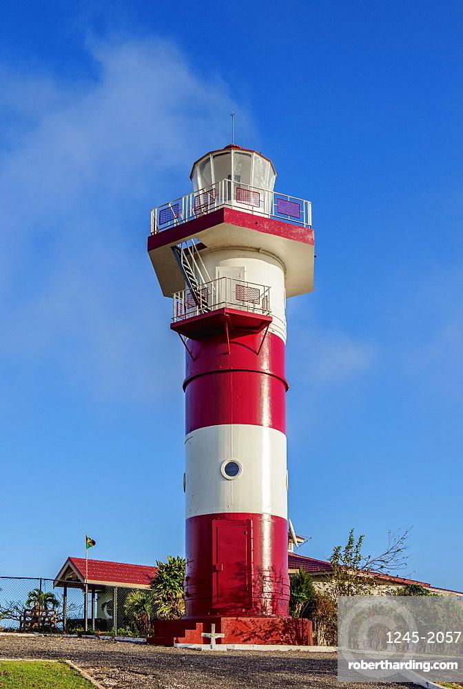 Lovers Leap Lighthouse, Saint Elizabeth Parish, Jamaica