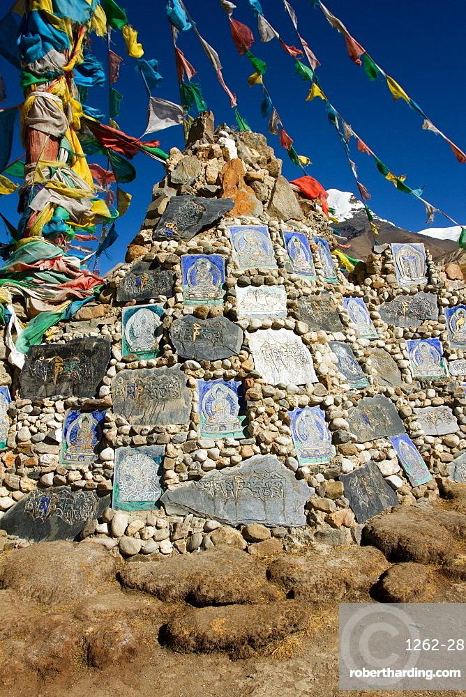 The Kora La Pass of Southern Tibet, China, Asia