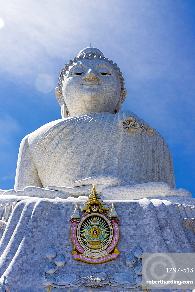 The Big Buddha (The Great Buddha) in Phuket, Thailand, Southeast Asia, Asia