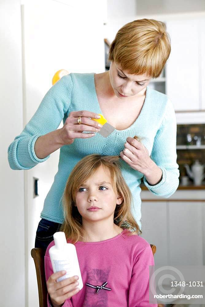 Treatment for lice