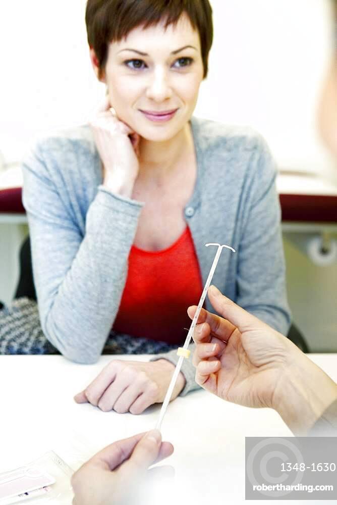 Gynecology consultation