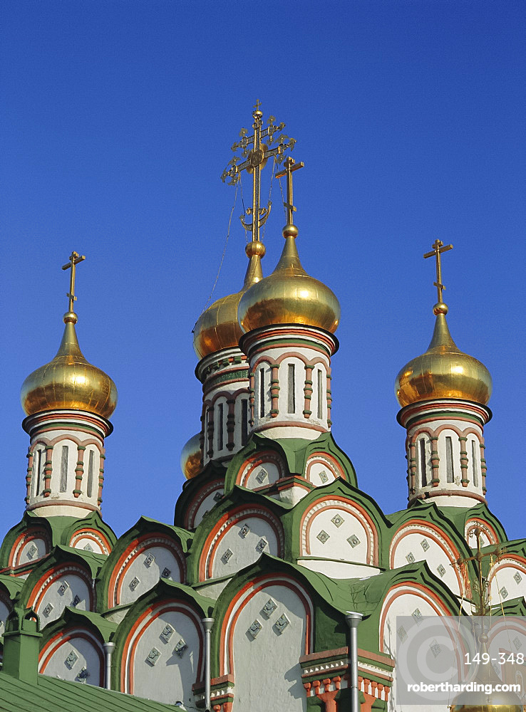 St. Nicholas of the Weaver's Church, Moscow, Russia