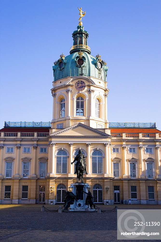 Charlottenburg Palace, Berlin, Germany, Europe