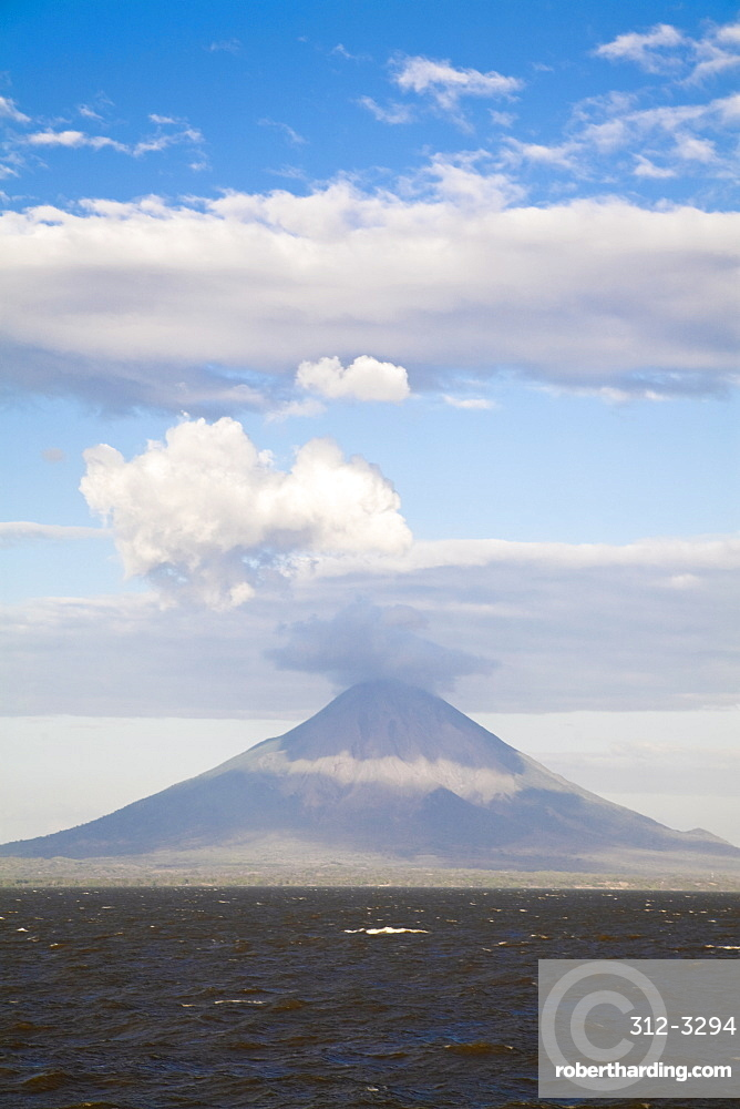 Conception Volcano, Ometepe Island, Nicaragua, Central America