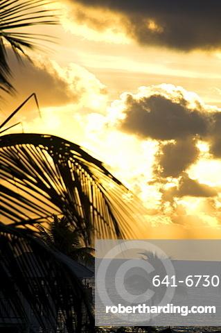 Sunset, Key West, Florida, United States of America, North America