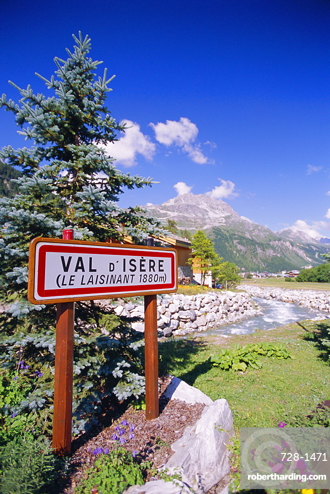 Val D'Isere, Rhone-Alpes, France