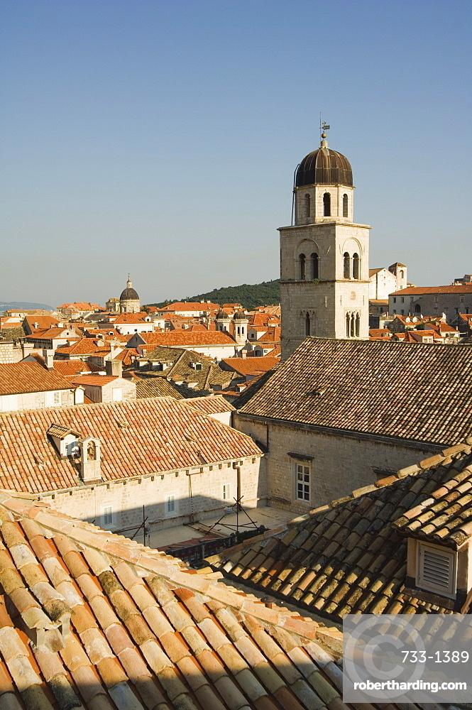 Old Town, Dubrovnik, UNESCO World Heritage, Dalmatia, Croatia, Europe