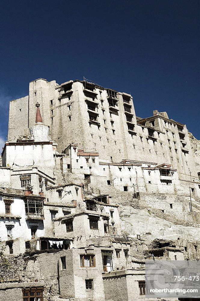 Leh Palace, Leh, Ladakh, Indian Himalayas, India, Asia