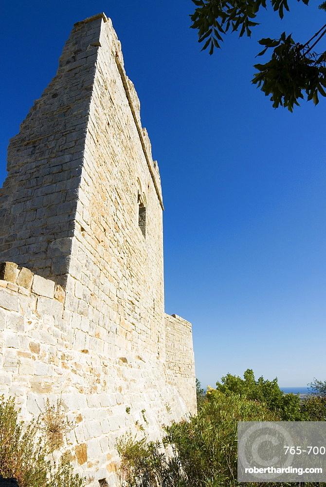 The Castle, Campiglia Marittima, Livorno, Tuscany, Italy, Europe