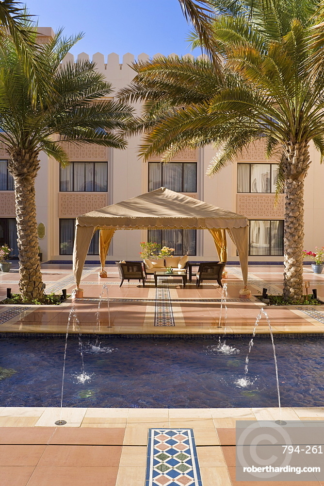 Shangri-La Resort, Al Jissah, Muscat, Oman, Middle East