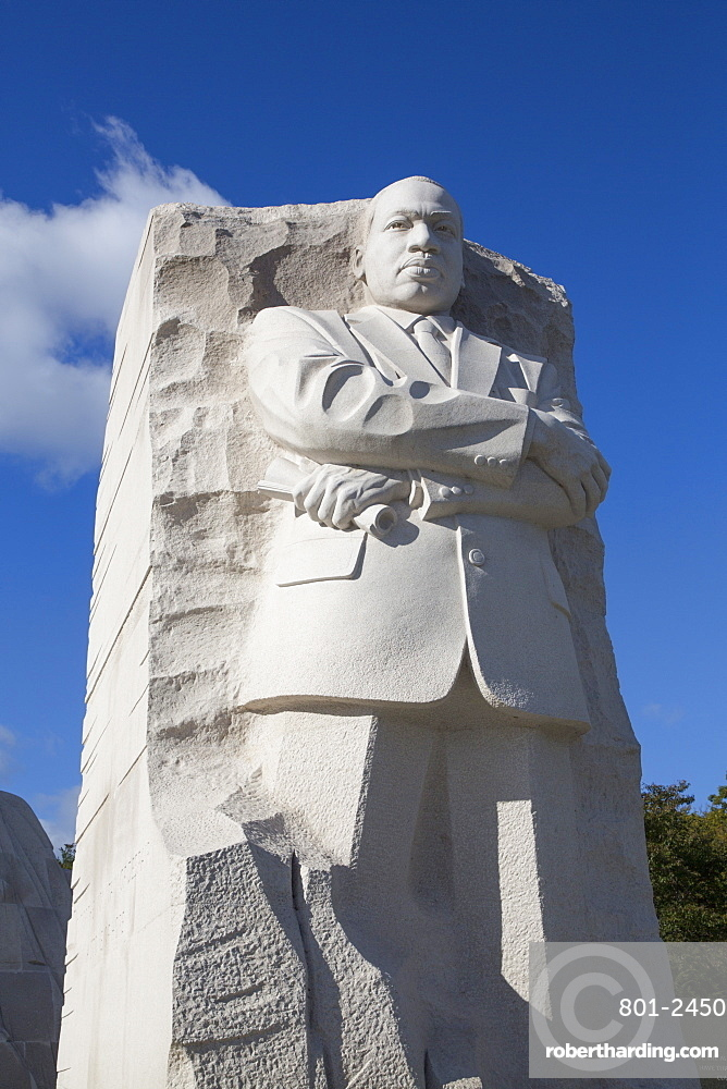 Martin Luther King JR Memorial, Washington D.C., United States of America, North America