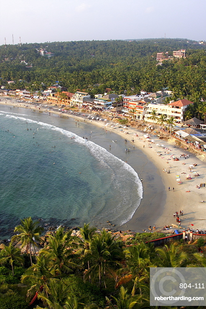 Kovalam, Trivandrum, Kerala, India, Asia