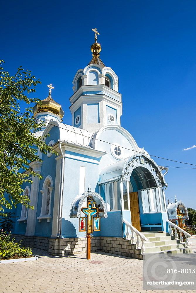 Orthodox church of Besalma, Gagauzia, Moldova