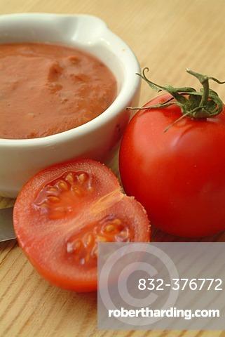 Tomatoes ketchup