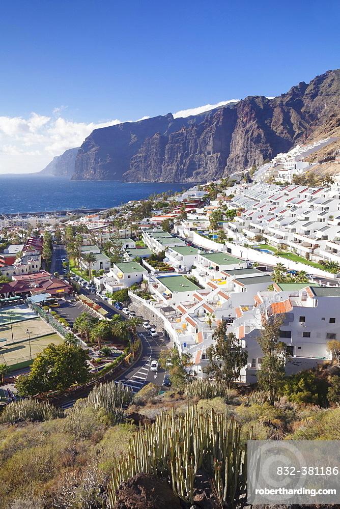 Los Gigantes, Tenerife, Canary Islands, Spain, Europe