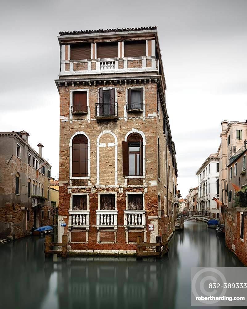 Palazzo Tetta, Venice, Italy, Europe