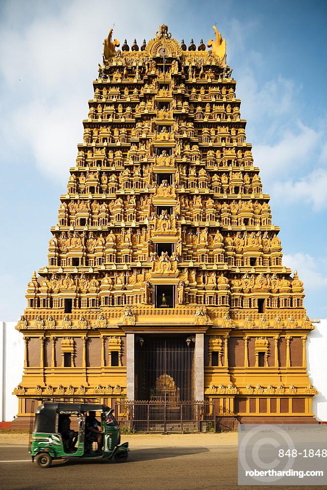 Nallur Kandaswamy Kovil Hindu Temple, Jaffna, Northern Province, Sri Lanka, Asia