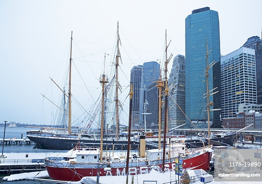 New York City seaport
