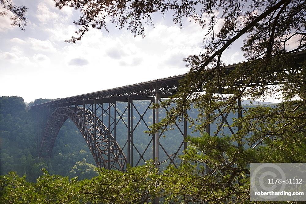 New River Gorge Bridge, Fayetteville, West Virginia, USA