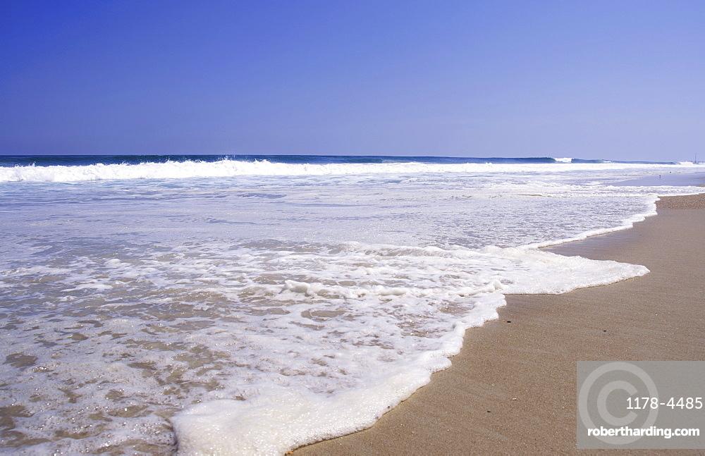 USA, North Carolina, Outer Banks, Kill Devil Hills, beach