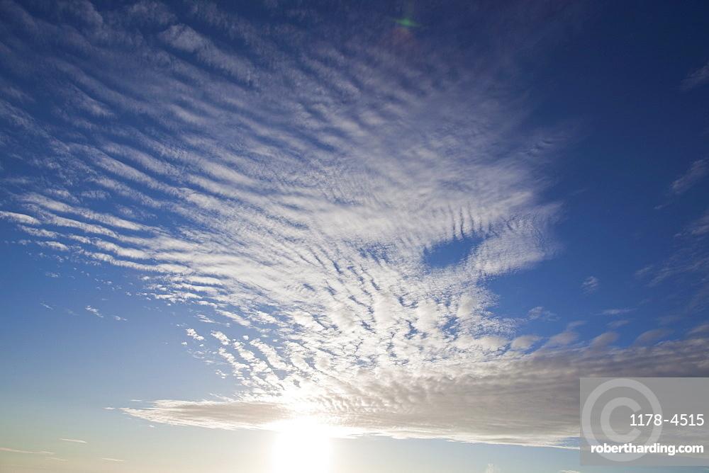 USA, California, Los Angeles, clouds