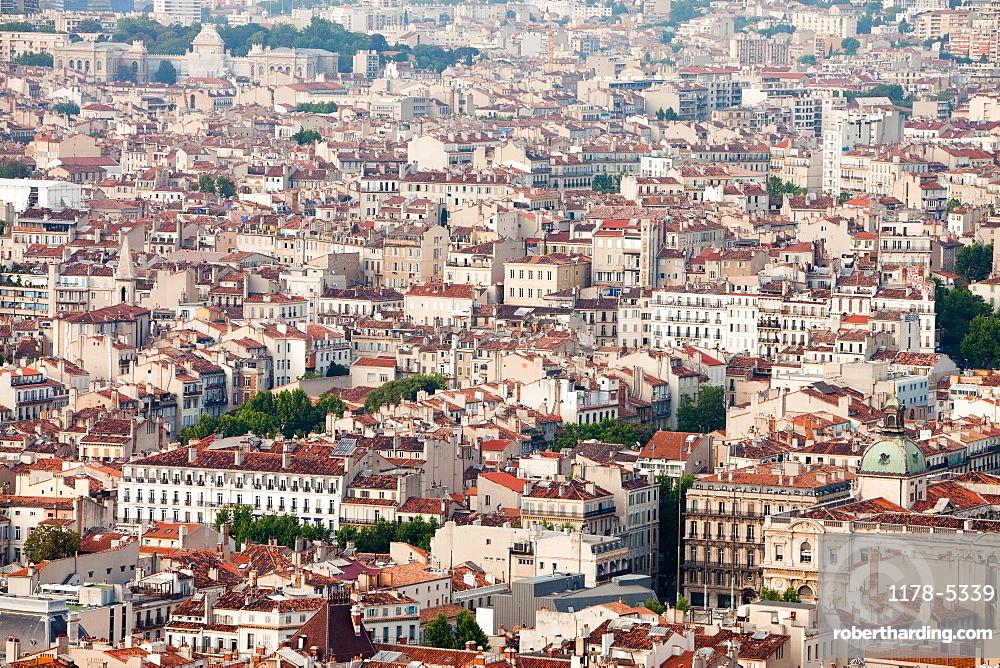 France, Marseille, Cityscape, France, Marseille