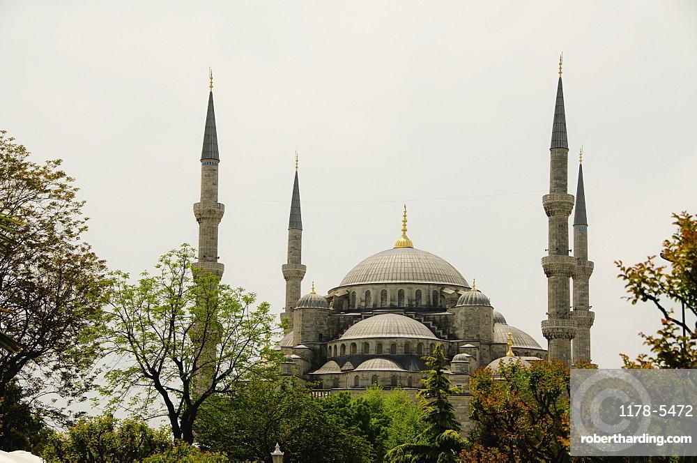 Turkey, Istanbul, Hagia Sophia Mosque