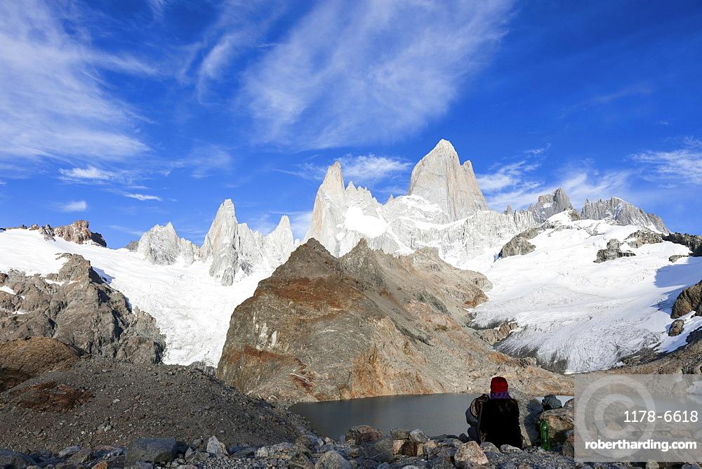 Mt Fitzroy, Glaciers National Park, Argentina