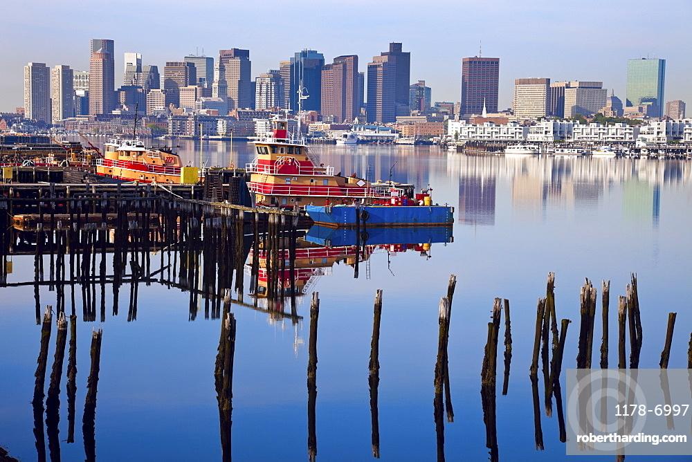 Downtown Boston, USA, Massachusetts, Boston,