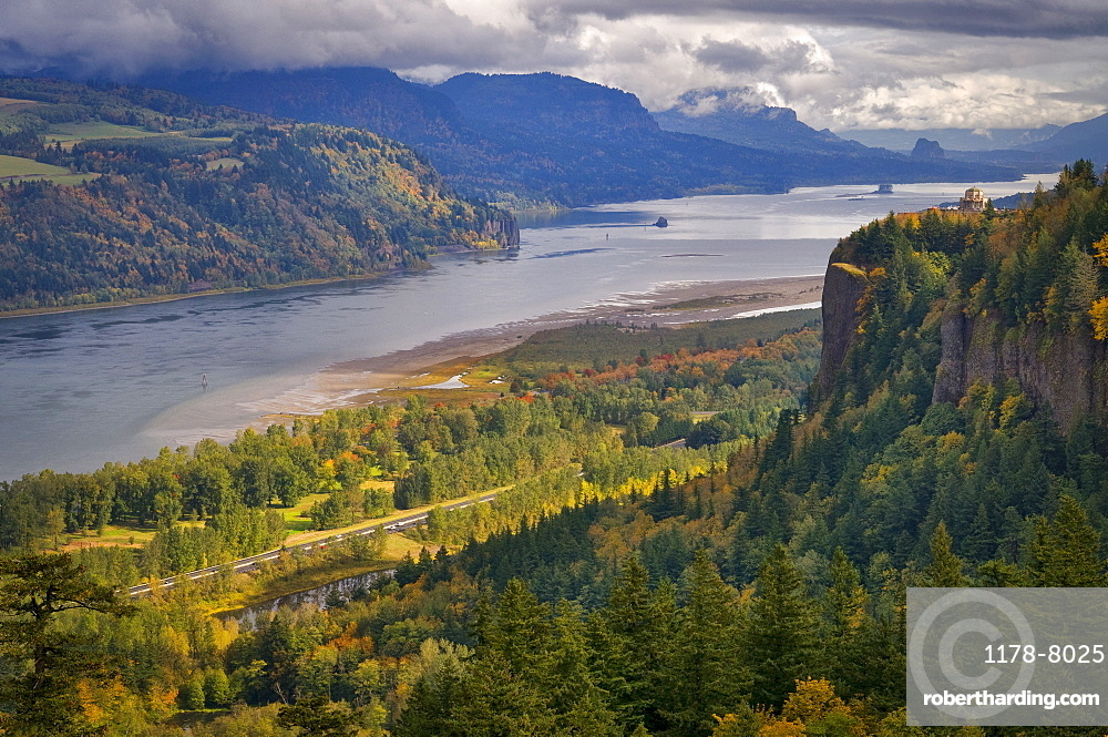 USA, Oregon, Columbia River Gorge