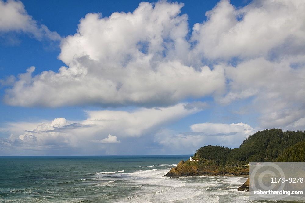USA, Oregon, Heceta Head Lighthouse