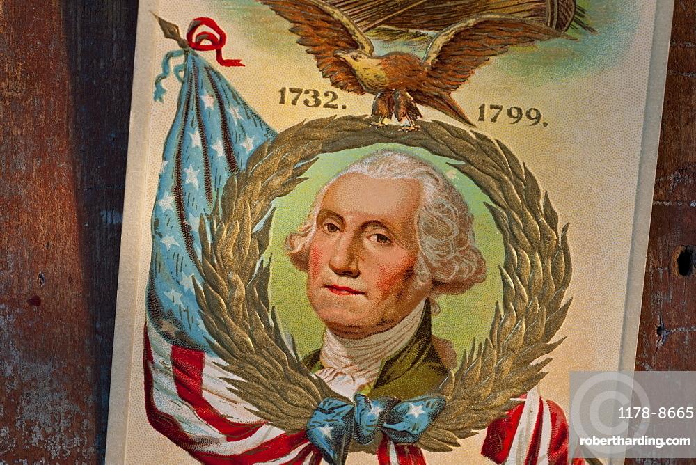 George Washington memorabilia