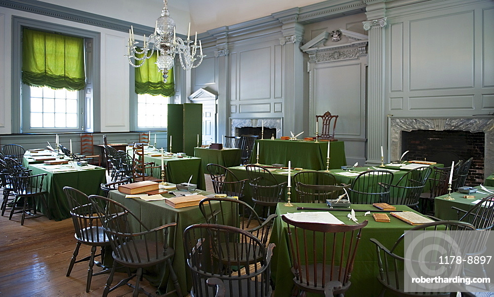 Independence Hall Assembly Hall