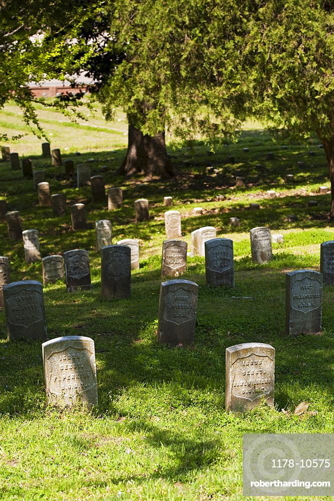 National Cemetery at Vicksburg National Military Park