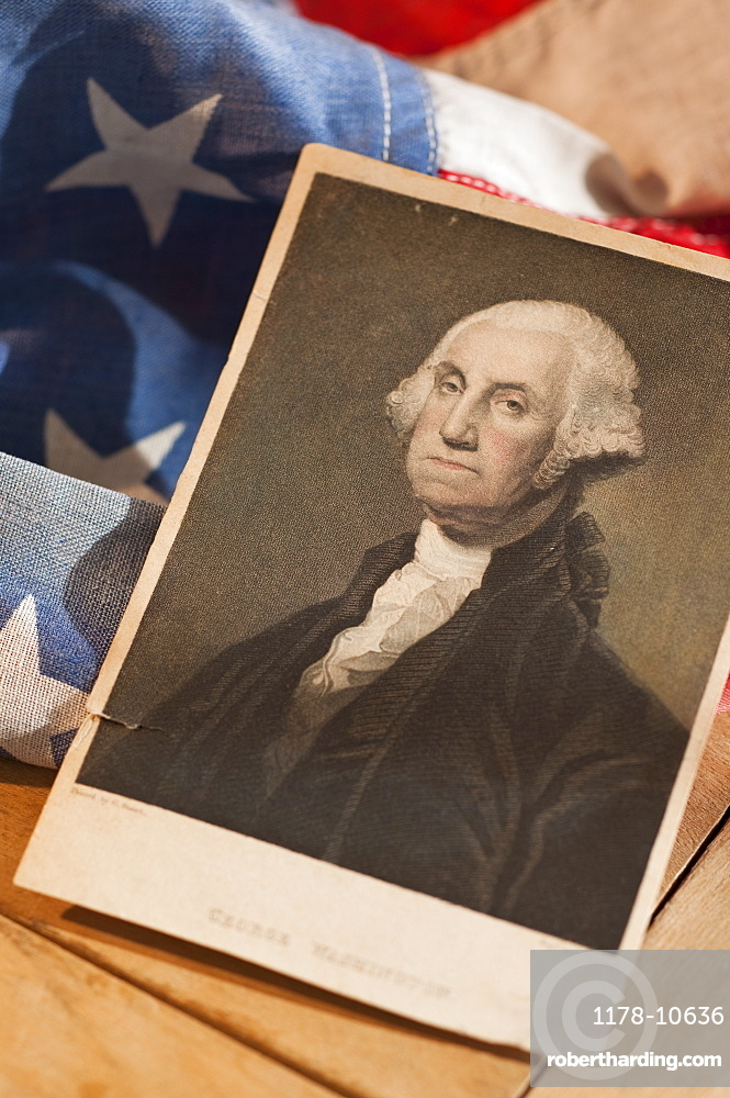 Photograph of George Washington