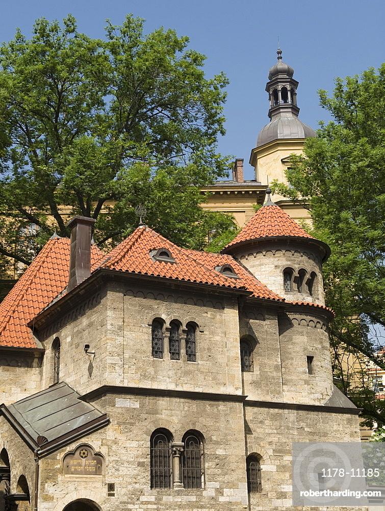 Historical synagogue