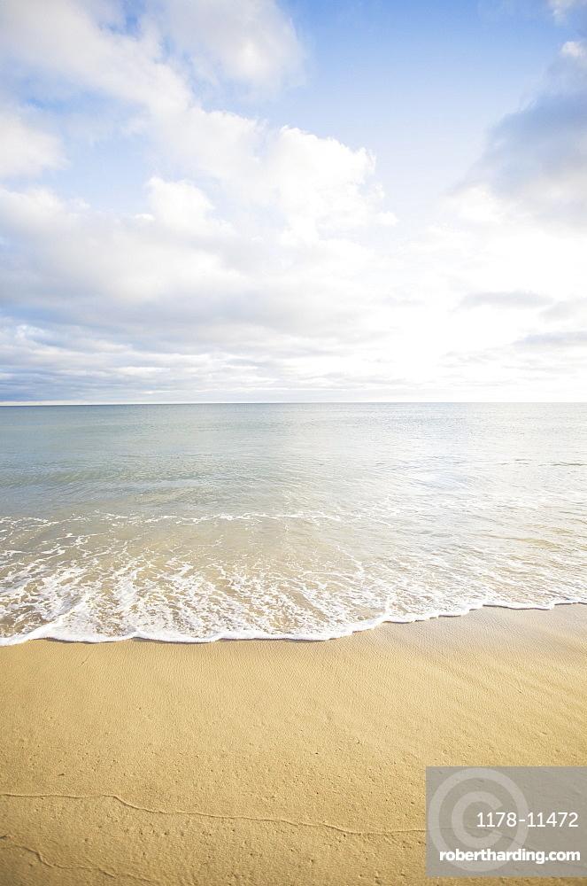 USA, Massachusetts, Empty beach