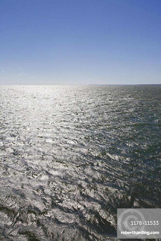 USA, Massachusetts, Cape Cod, Nantucket, sea surface